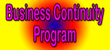 EC Mobile Solutions: Business Continuity Program