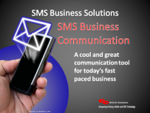 SMS Business Communication Solution
